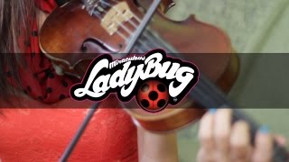 Miraculous Ladybug  - Title Theme (Anastasia Soina violin)