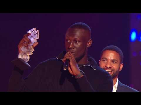 Stormzy | Best Male award acceptance speech | 2017 MOBO Awards