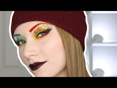Koopa Kid Eyeball Makeup Tutorial