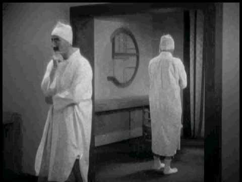 Marx Brothers Duck Soup Mirror