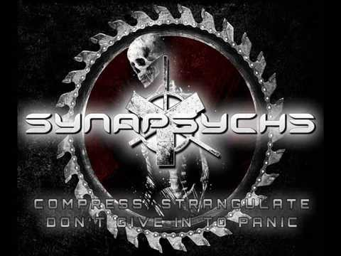Synapsyche - Breath Control (LYRIC VIDEO)