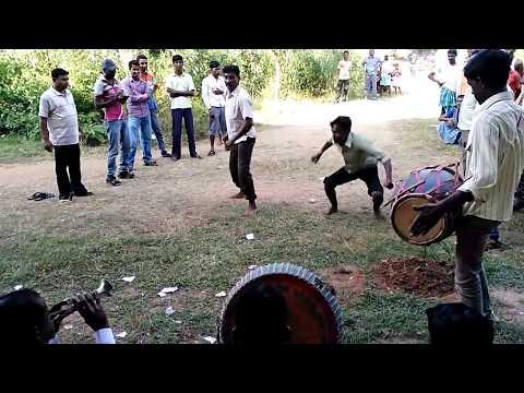CHHOU DANCE CLASS AT SUISA COLLEGE,PURULIA