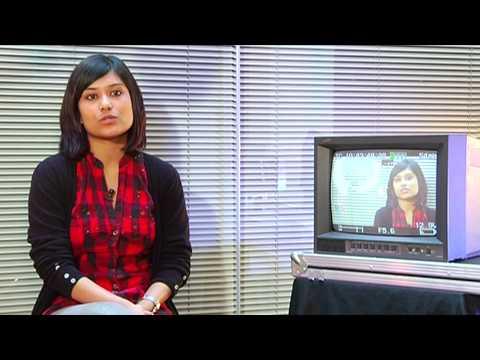 Meet Radhika from India - an international student at Kingston University