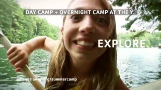 Camping vlog