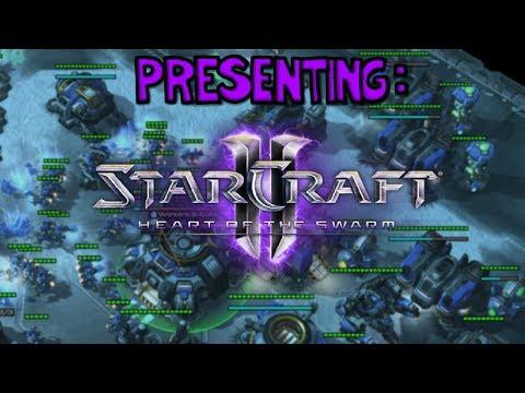 Harv Presents: StarCraft 2 - Tactical Supply Depot