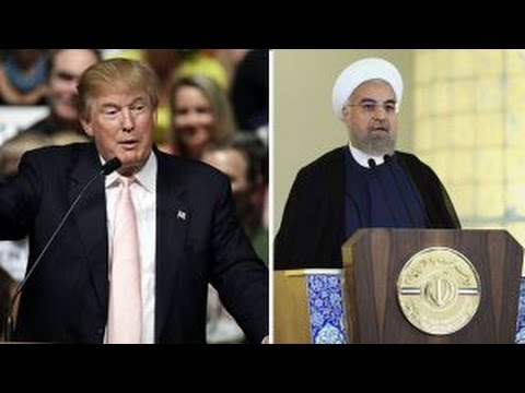 Trump on Iran: \'They will know I am not playing games\'