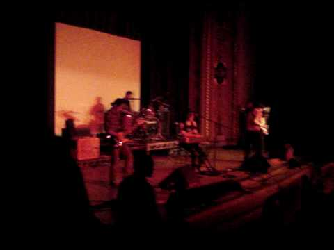 Tracing Amber - Falling To Pieces (Live @ LB Scottish Rite).MPG
