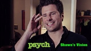 Psych Soundtrack | Shawn's Vision - Adam Cohen and John Robert Wood
