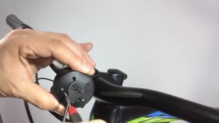 Lupine SL S Montage Shimano (Deutsch)