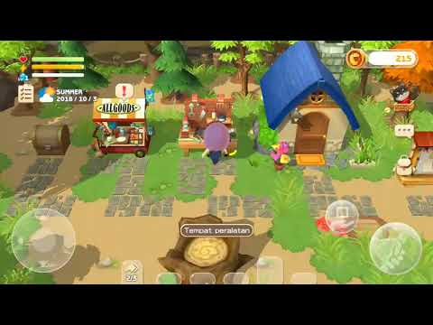 Mirip Harvest Moon Nature Vile Android Gameplay Youtube
