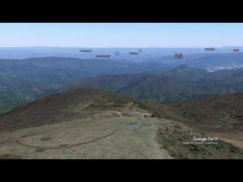 Big Bald zoom-to via Google Earth