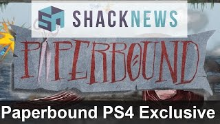 Paperbound PS4 Gameplay Interview