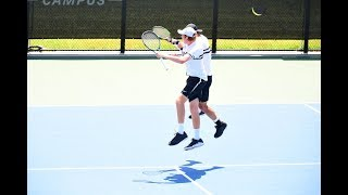 2019 Men's Tennis Championship - UCF Semifinal Post Match