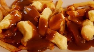 Poutine (cheese Curds, French Fries And Gravy) - Sous Chef Jordan
