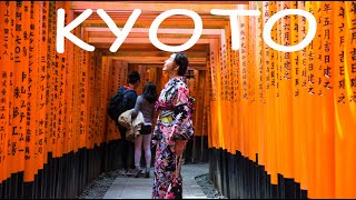KYOTO MUST SEE PLACES