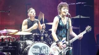 """I Hate Myself for Loving You"" Joan Jett &the Blackhearts@BBT Pavilion Camden, NJ 7/31/16"
