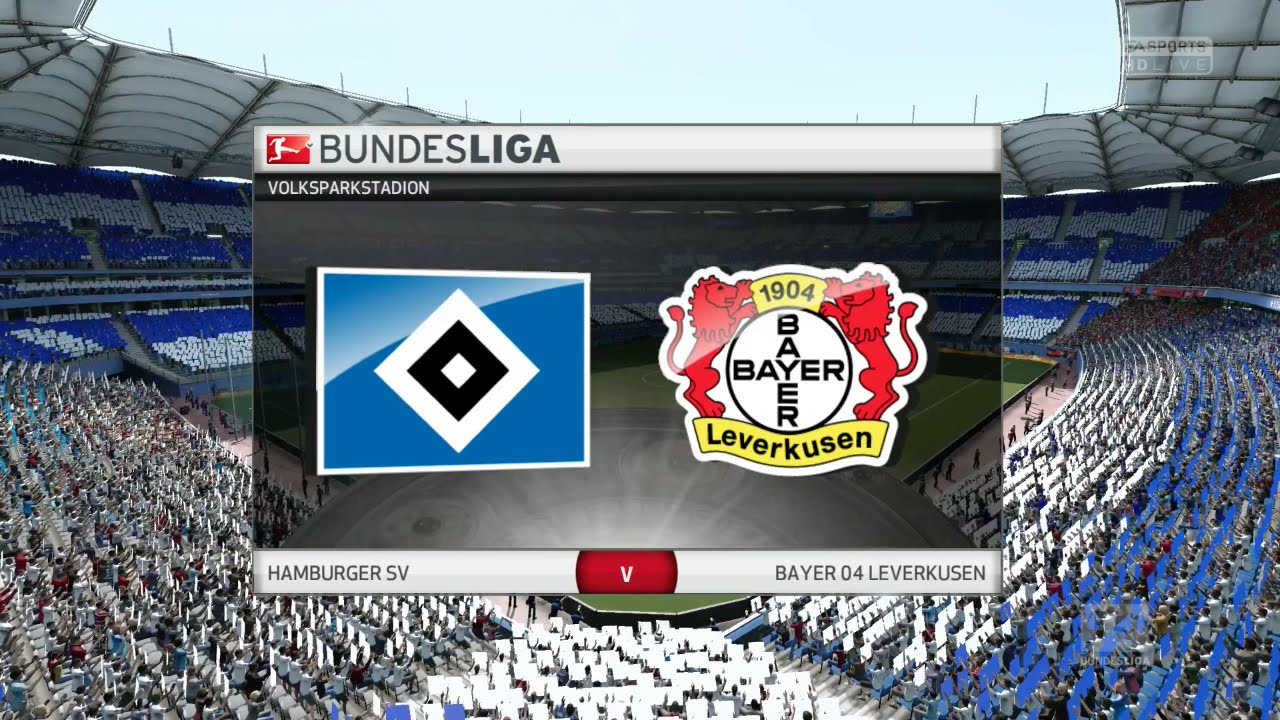 bayer leverkusen vs hamburger sv