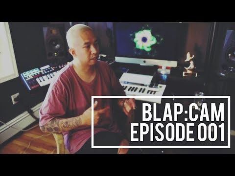 COLLABORATIONS + BRANDING YOURSELF + SELLING BEATS | Illmind BLAP:CAM 001