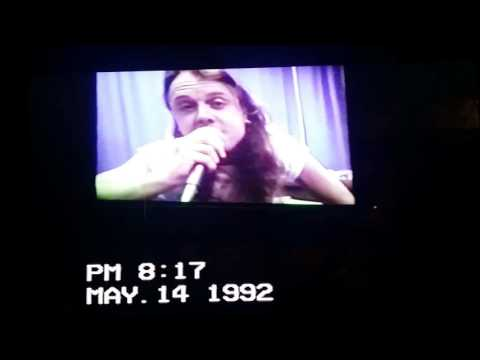 Metallica - 5/14/92 - Sioux Falls,SD