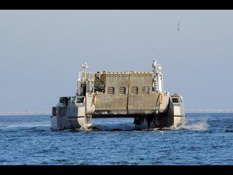 LCAT Landing Catamaran Landing Craft CNIM French Navy EDA