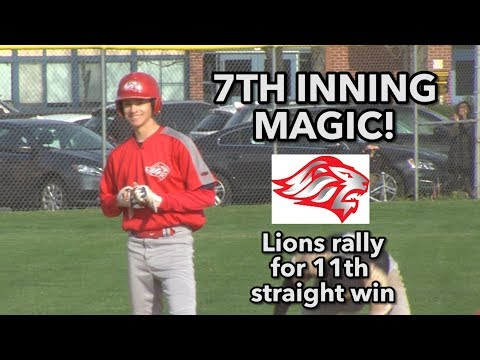 Jackson Liberty 5 Point Pleasant Boro 4 | Lions Rally For 3 In 7th With 2 Outs!