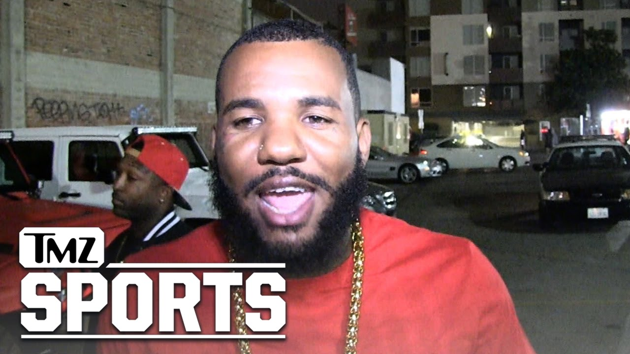 The Game On Lebrons Penis -- You Gotta Get Right  Tmz -3483