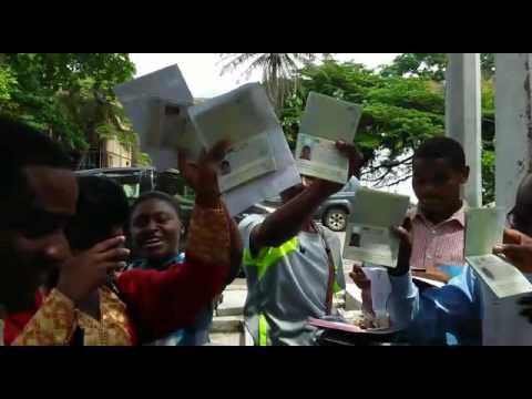 Obtention des visas pour la délégation gabonaise (J.S.B)