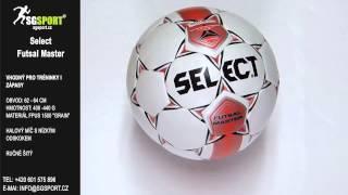 видео select futsal master