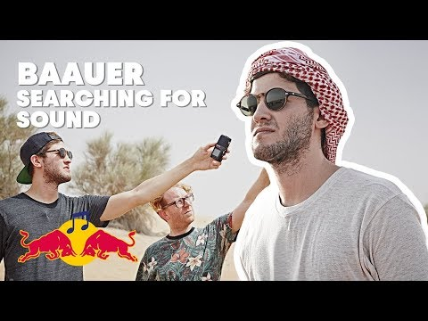 Baauer: Searching For Sound