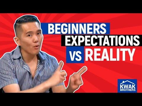 Real Estate Investing For Beginners: Expectations Vs  Reality