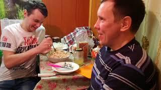 Салат Северный Морской рецепт Получение витамина Д!!! Печень трески с Варёным яйцом! Лучшее домашнее