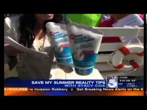 My Summer Beauty Tips BareFoot Repair