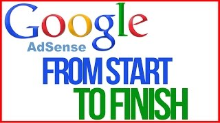 How To Setup Google Adsense From Start To Finish - Adsense Tutorial(Get A Discount On Bluehost Hosting Service And a FREE Domain Name Here: http://goo.gl/iGVMmp In this video tutorial I show you how to setup your Google ..., 2014-11-12T15:20:20.000Z)
