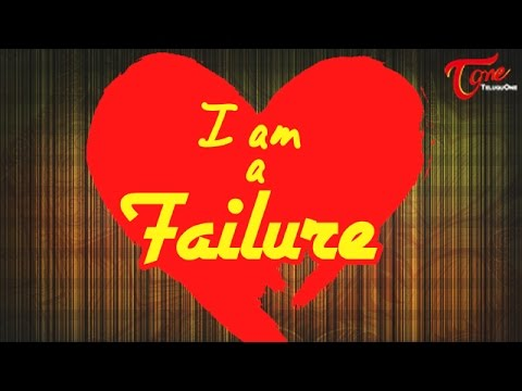 I Am A Failure Latest Music Song By Kuna Praveen Youtube