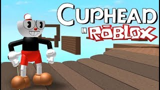 YOU'VE NEVER SEEN RAGE UNTIL YOU'VE SEEN CUPHEAD IN ROBLOX!!!