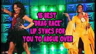 "15 Best ""Drag Race"" Lip Syncs For You To Argue Over"