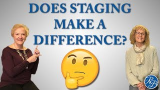 Episode 14: Does Staging Make a Difference?