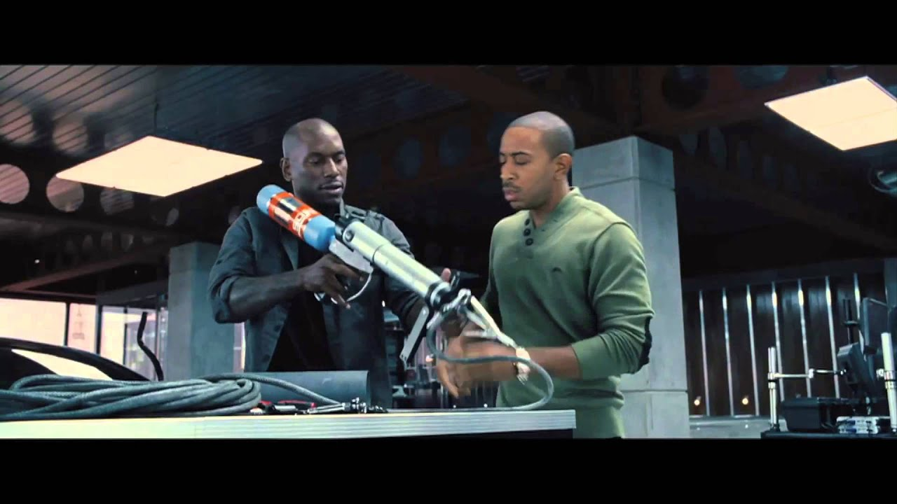 Ludacris Interview for Fast and Furious 6 - YouTube