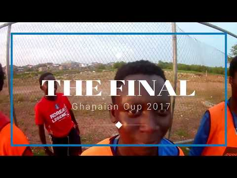 Ghana Football Academy Vlog! Tournament goes to penalties!?