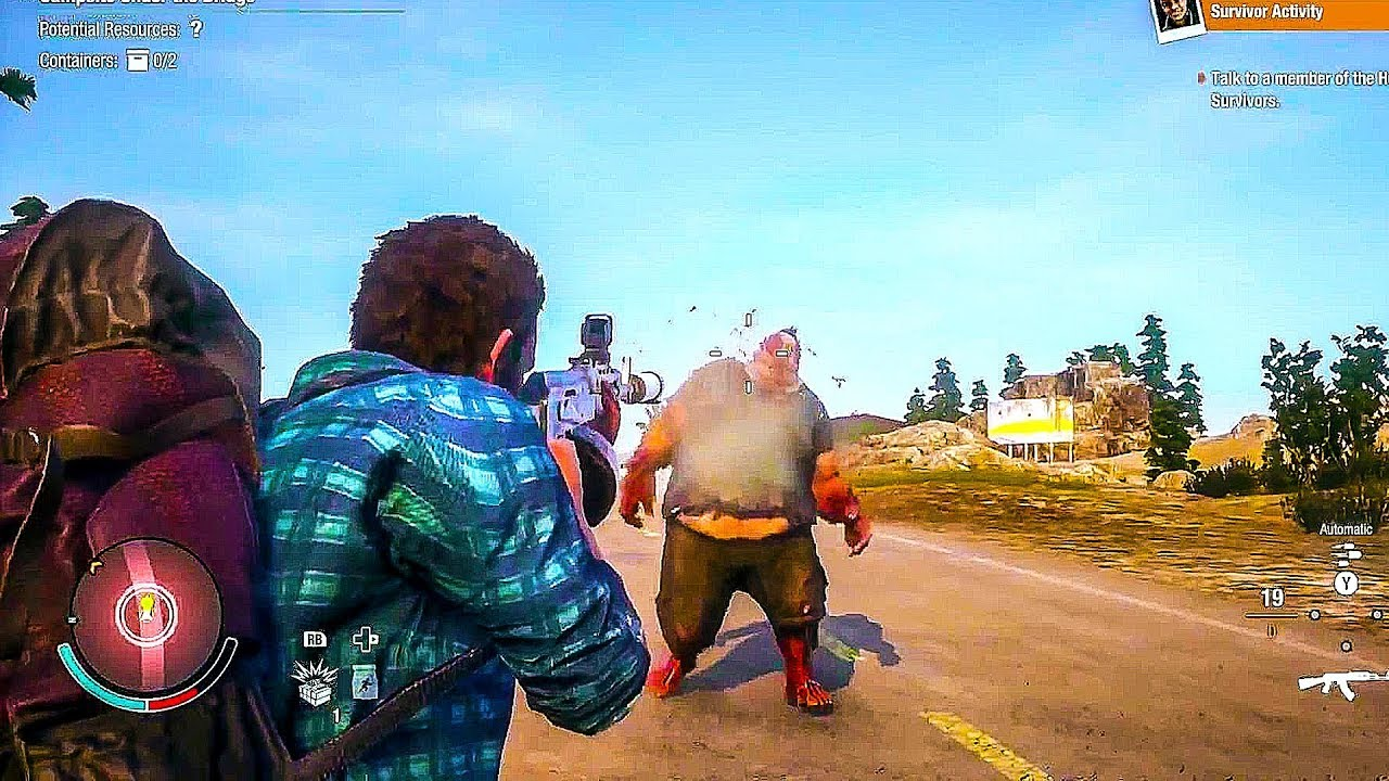 STATE OF DECAY 2 - New Gameplay Trailer (2018) Zombie Game ...