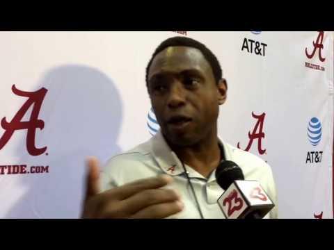 Alabama coach Avery Johnson previews 2017 SEC Men