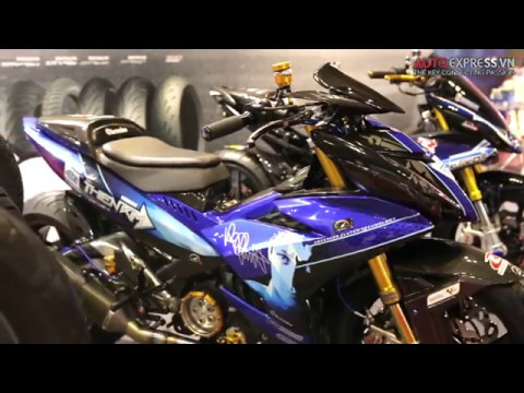 Yamaha exciter 150 modified 2017 khmer sticker design