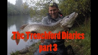 the trenchford Reservoir diaries dead baiting for pike part 3