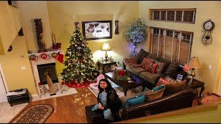 Our House Decoration Is Done For Christmas 2018 | Indian(NRI) life| Simple Living Wise Thinking