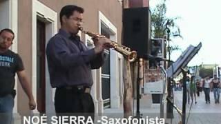 Noe Sierra - La cima del cielo - Sax Soprano
