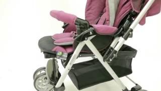 Capella S-802(Детская прогулочная коляска Capella S-802 http://ursik.com.ua/product/detskaya-progulochnaya-kolyaska-capella-s-802., 2013-01-14T13:21:38.000Z)