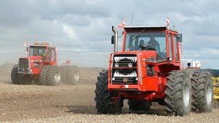 Massey Ferguson 590, 1100, 1135, 1200, 1505, 4840 & 4900 Working in The Field   MF-Markdage 2018
