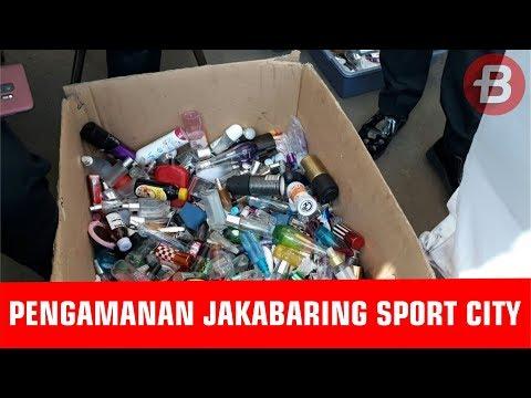 Pengamanan memasuki area Jakabaring Sport City Mp3