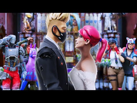 DRIFT AND BRITE GET MARRIED?! (A Fortnit