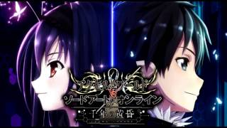 [Nightcore]Accel World vs Sword Art Online: Millennium Twilight OP: S×W -soul world-